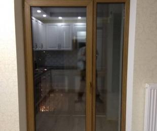 Двери ПВХ на балкон. №4
