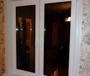 Пластиковые окна в квартире. Плещеницы. №7
