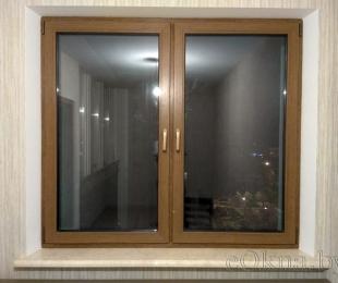 Пластиковые окна в квартире. Плещеницы. №16