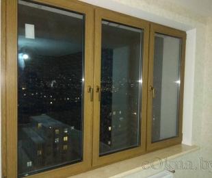 Пластиковые окна в квартире. Плещеницы. №17